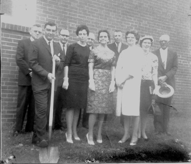 Unity Baptist 1949
